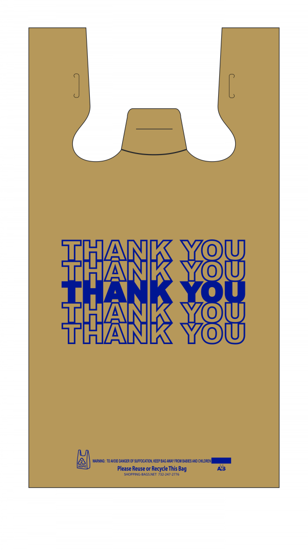 Thank you bags