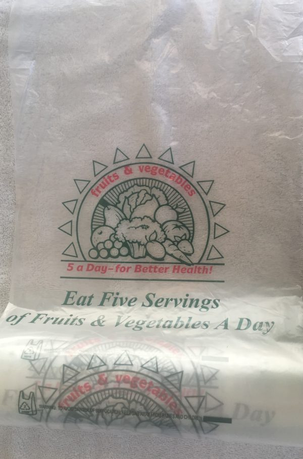 Custom Produce bags